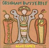 """Alice Gomez """"Obsidian Butterfly"""""""