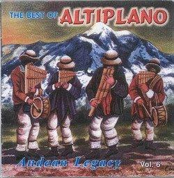 Altiplano The Best Of Altiplano