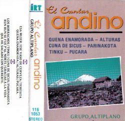 Altiplano El cantar Andino