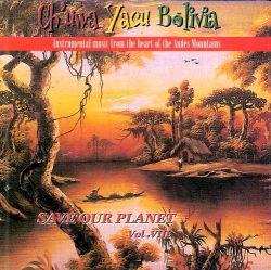 """Ch'uwa Yacu Bolivia """"Save Our Planet"""""""