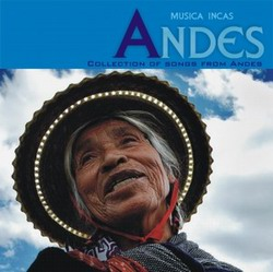 Music Of The Incas Collection Of Songs From Andes