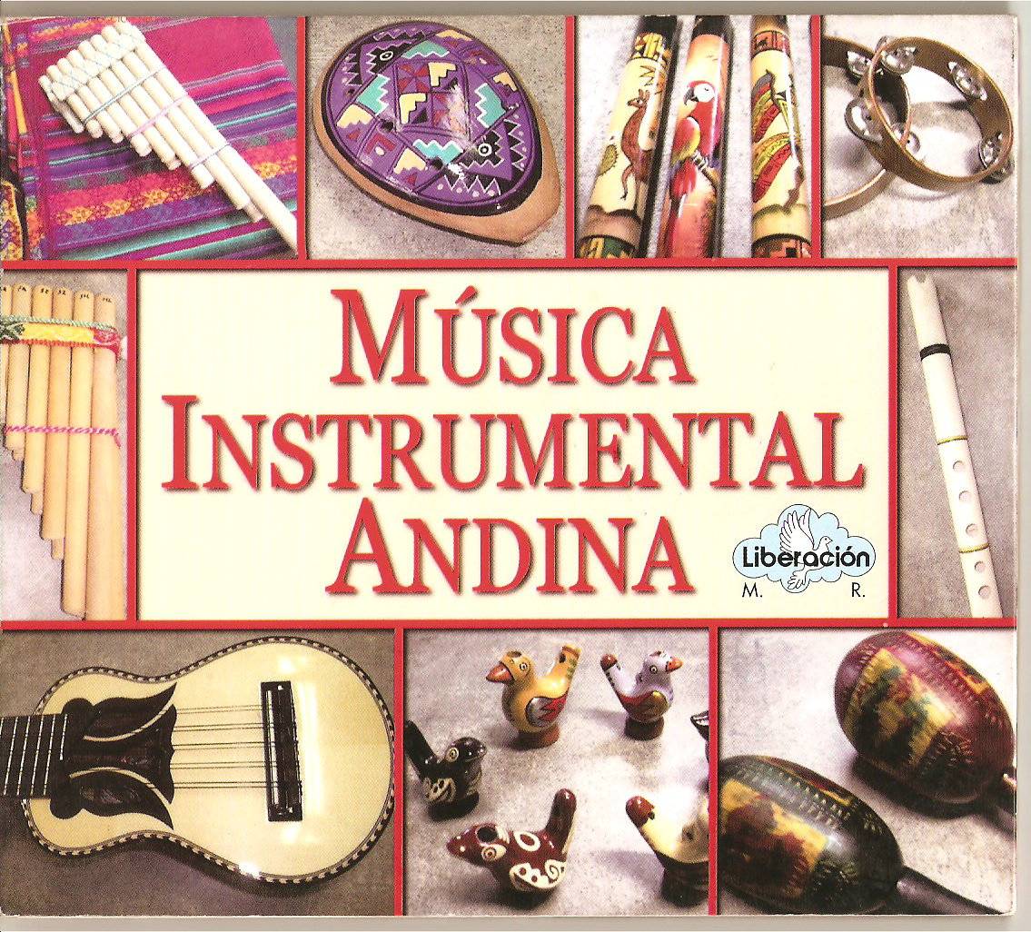 "Musica Instrumental Andina"""