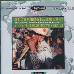 """""""Les Flutes Indiennes d'Amerique du Sud"""""""