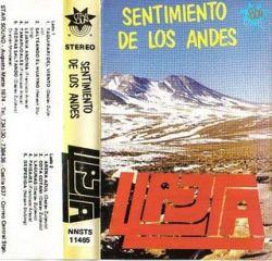 """Llajta """"Sentimiento de los Andes"""""""