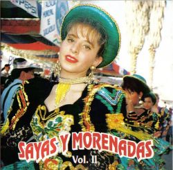 """""""Sayas Y Morenadas Vol. 2"""""""