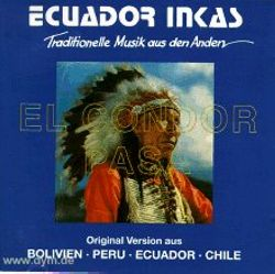 """Ecuador Inkas """"El Condor Pasa"""""""