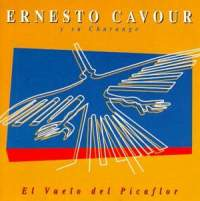 """Ernesto Cavour """"El vuelo del picaflor"""""""