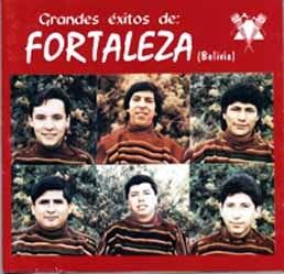 """Fortaleza """"Grandes Exitos De Fortaleza"""""""