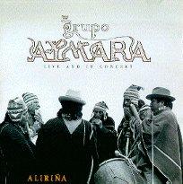 Grupo Aymara Aliriña Live & In Concert 1988