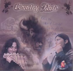 "Illary ""Country Flute Vol. 8"""