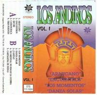 """Los Andinos """"Los Andinos Vol. 1"""""""