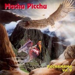 Cd Pachamama-Machu picchu Pachamama-front