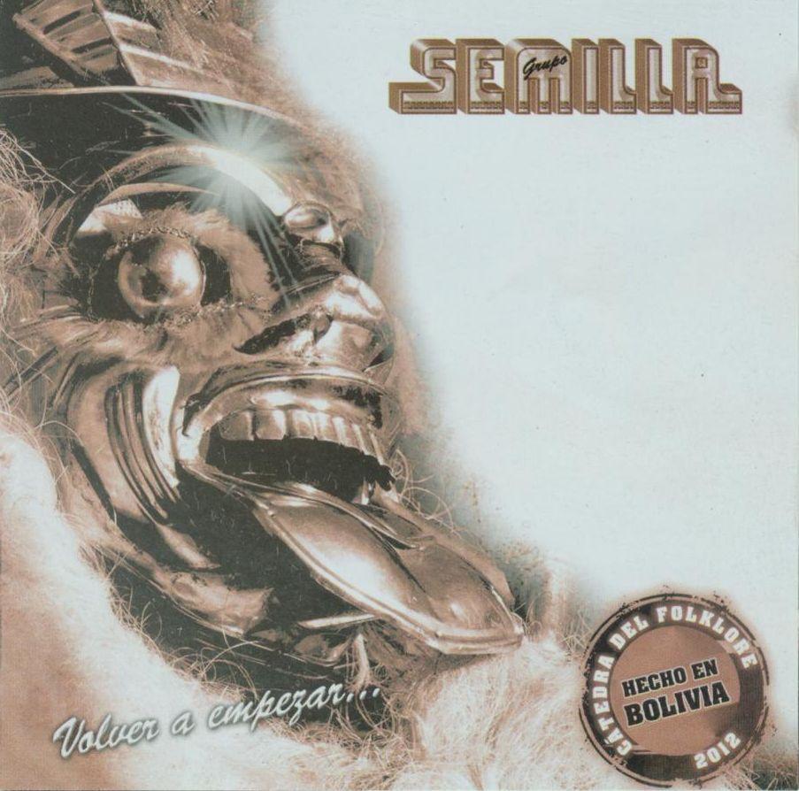 """cd  Grupo Semilla """"Volver A Empezar"""" Grupo_semilla-volver_a_empezar"""