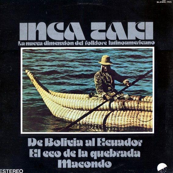 Los Calchakis - La Marimba Indienne