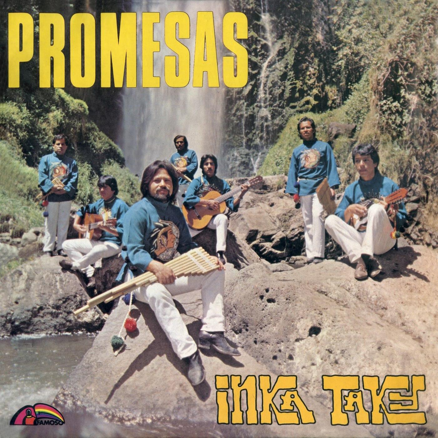 """Download Musik Taki Takit: Inka Taki """"Promesas"""""""
