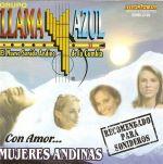 """Llama y Azul """"Mujeres Andinas"""""""