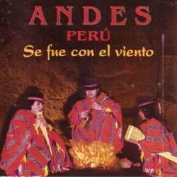 """Andes """"Se fue con el viento"""""""