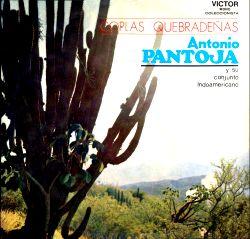 """Antonio Pantoja """"Coplas quebradenas"""""""