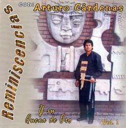 "Arturo Cardenas ""Reminiscencias"""