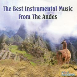 "Chano Diaz ""The best instrumental music from the Andes"""