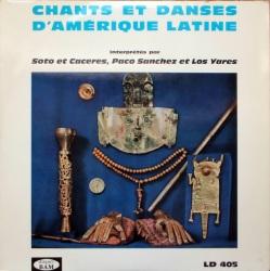 Chants Et Danses D'amerique Latine