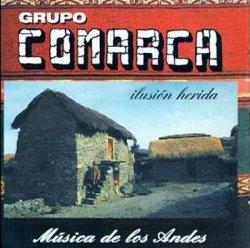 """Comarca """"Musica De Los Andes"""""""