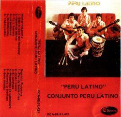 """Conjunto Peru Latino """" Peru Latino"""""""