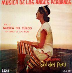"Conjunto Sol Del Peru "" Musica Del Cuzco"""