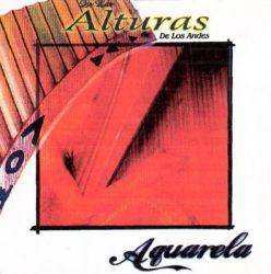 """De las Alturas de Los Andes """"Aquarela"""""""