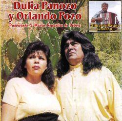 """Dulia Panozo y Orlando Pozo """"Musica romantica de Bolivia"""""""