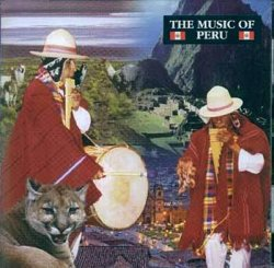 "Ensemble Pachamama ""The Music Of Peru"""
