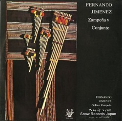 "Fernando Jimemez ""Zampona y conjunto"""