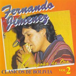 """Fernando Jimenez """"Clasicos de Bolivia 2"""""""