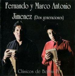 """Fernando y Marco Antonio Jimenez """"Dos generaciones"""""""