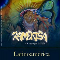 "Grupo Kametsa ""Latinoamerica"""