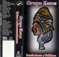 """Grupo Keros """"Sentimiento y folklore"""""""