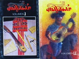 """Guayacan """"Vol. I y II"""""""