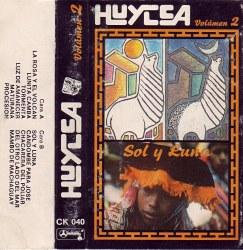 """Huylca """"Sol y Luna"""""""