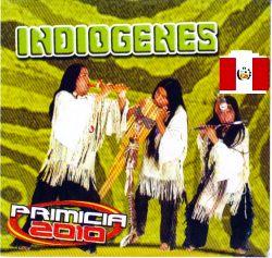 """Indiogenes """"18 Exitos De Oro"""""""
