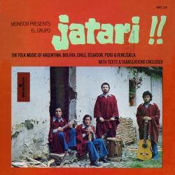 "Jatari ""The folk music of Argentina, Bolivia, Chili, Ecuador, Peru & Venezuela"""