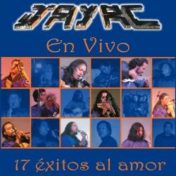 """Jayac """"17 Exitos al Amor"""""""