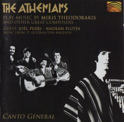"Joel Francisco Perri & The Athenians ""Canto General"""