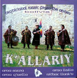 """K'allariy """"J'allalla Bolivia"""""""
