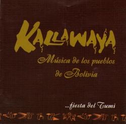 "Kallawaya ""Fiesta Del Tumi"""