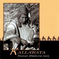 """Kallawaya """"Shaman"""""""