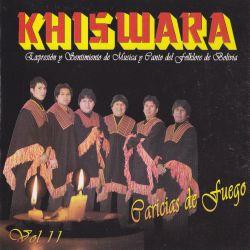 """Khiswara """"Caricias De Fuego"""""""