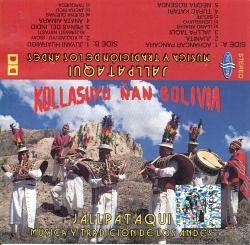 "Kollasuyu Nan ""Jallpataqui"""