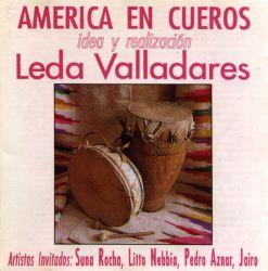 """Leda Valladares """"America En Cueros"""""""