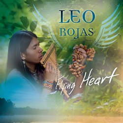 "Leo Rojas ""Flying Heart"""