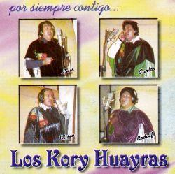 """Los Kory Huayras """"Por Siempre Contigo"""""""